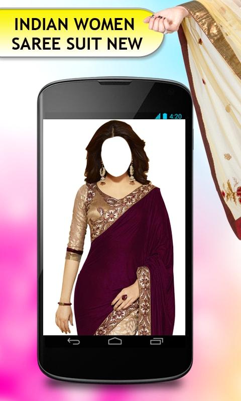 Indian Women Saree Suit New