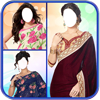 Indian Women Saree Suit New