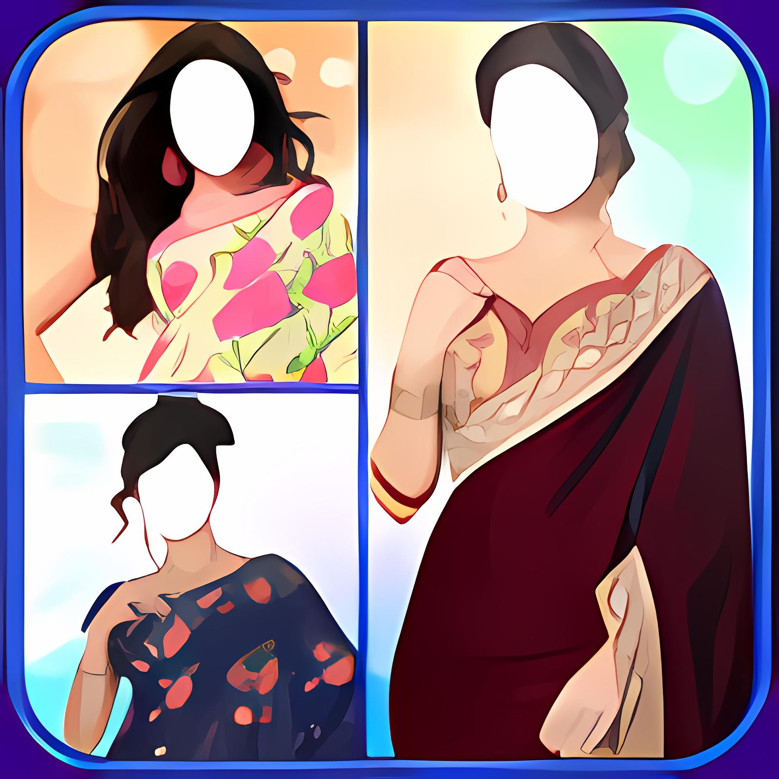 Indian Women Saree Suit New 1.0