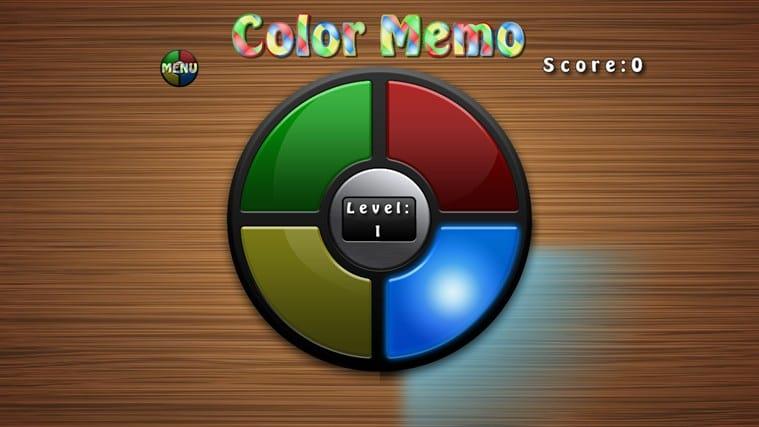 Color Memo pour Windows 10
