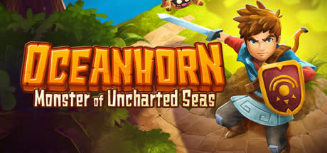 Oceanhorn: Monster of Uncharted Seas 2016