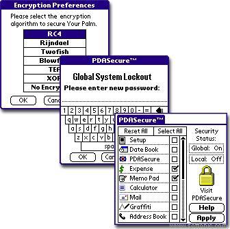 PDASecure(TM) Standard