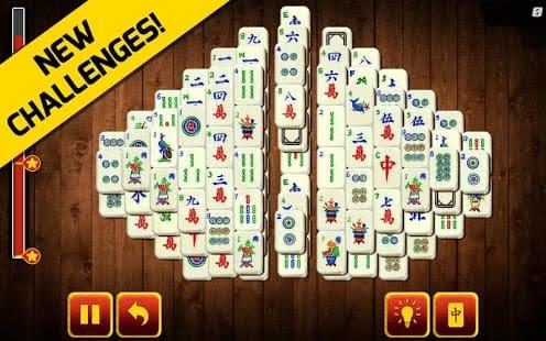 Mahjong Solitario 2