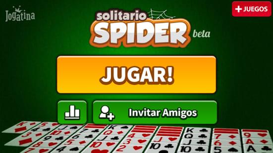 Solitario Spider Jogatina