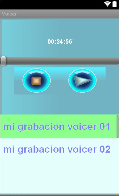 Voicer- Cambiador de Voz
