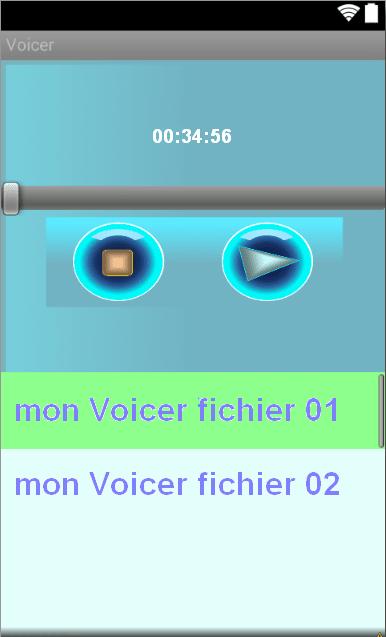 Voicer - Changeur de voix