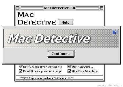 Mac Detective