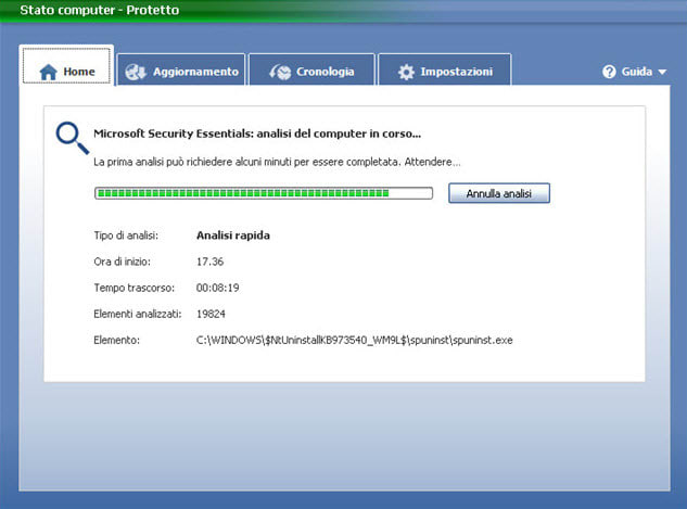 Microsoft Security Essentials The Only Windows Antivirus You Need
