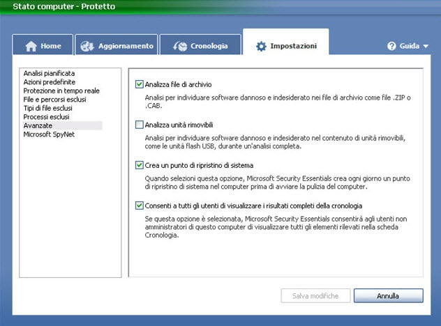 Download and install Microsoft Security Essentials on Windows 10