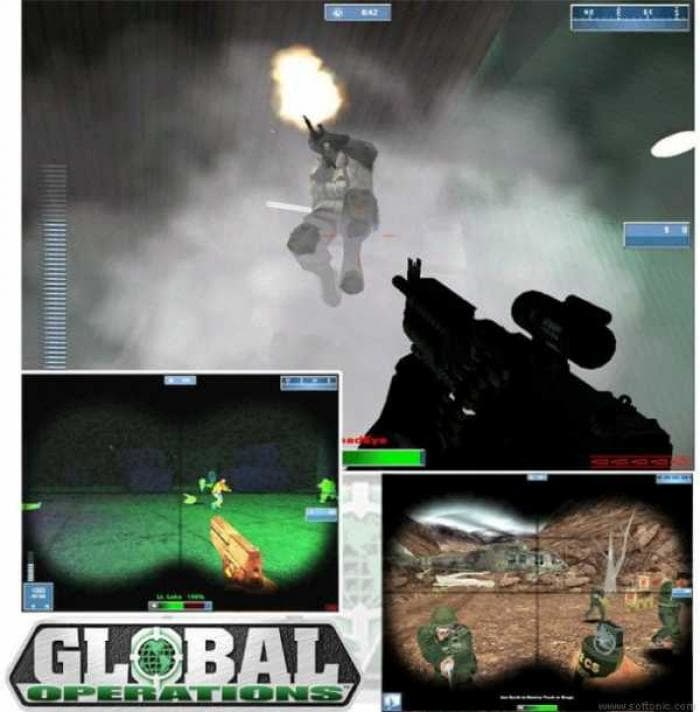 Global Operations: Acción en primera persona estilo Counter-Strike