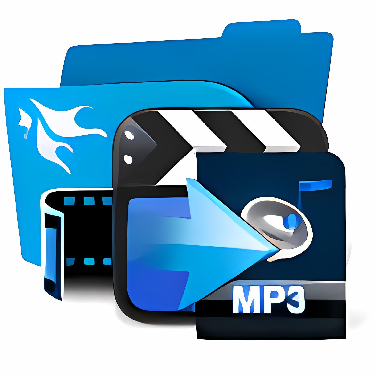 AnyMP4 MP3 変換 Mac