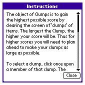 Clumps