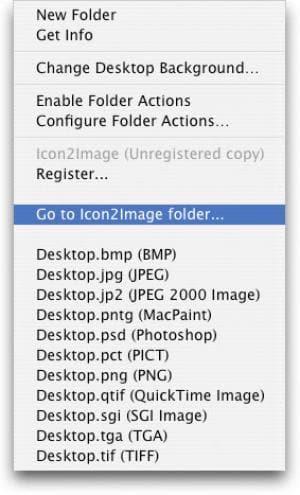 Icon2Image