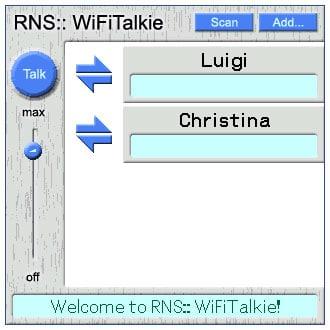 WiFiTalkie