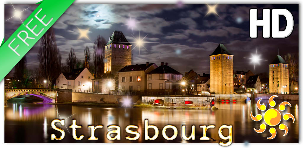Night Strasbourg Live HD