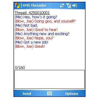 SMS Threader