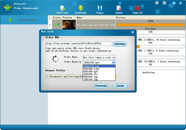 Vibosoft Video Downloader