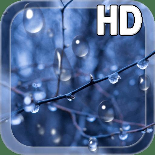 Drops HD Live Wallpaper