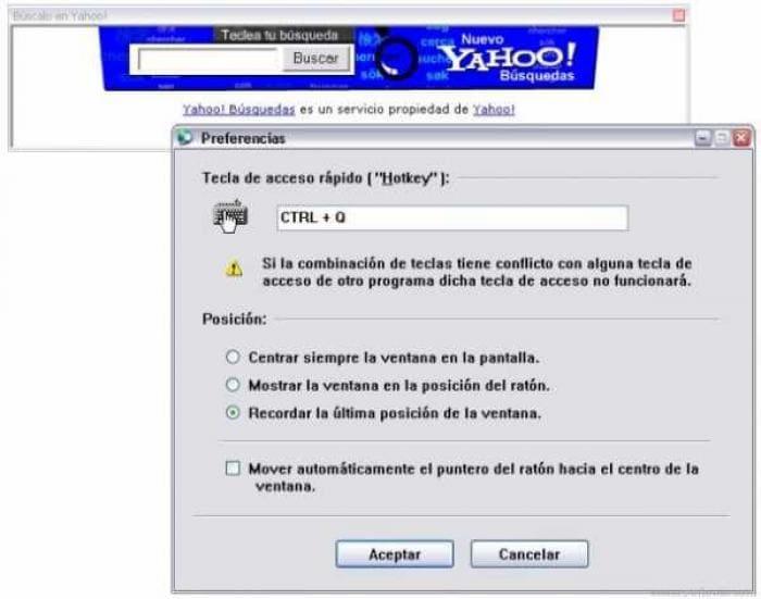 Buscalo en Yahoo!