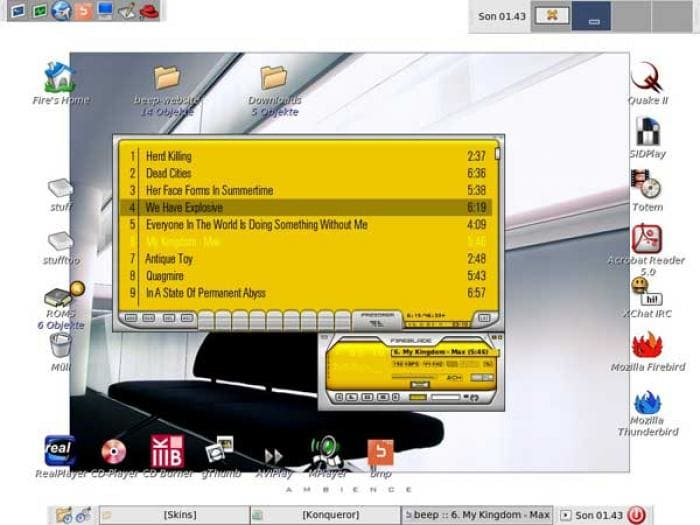 BMP (Beep Media Player)