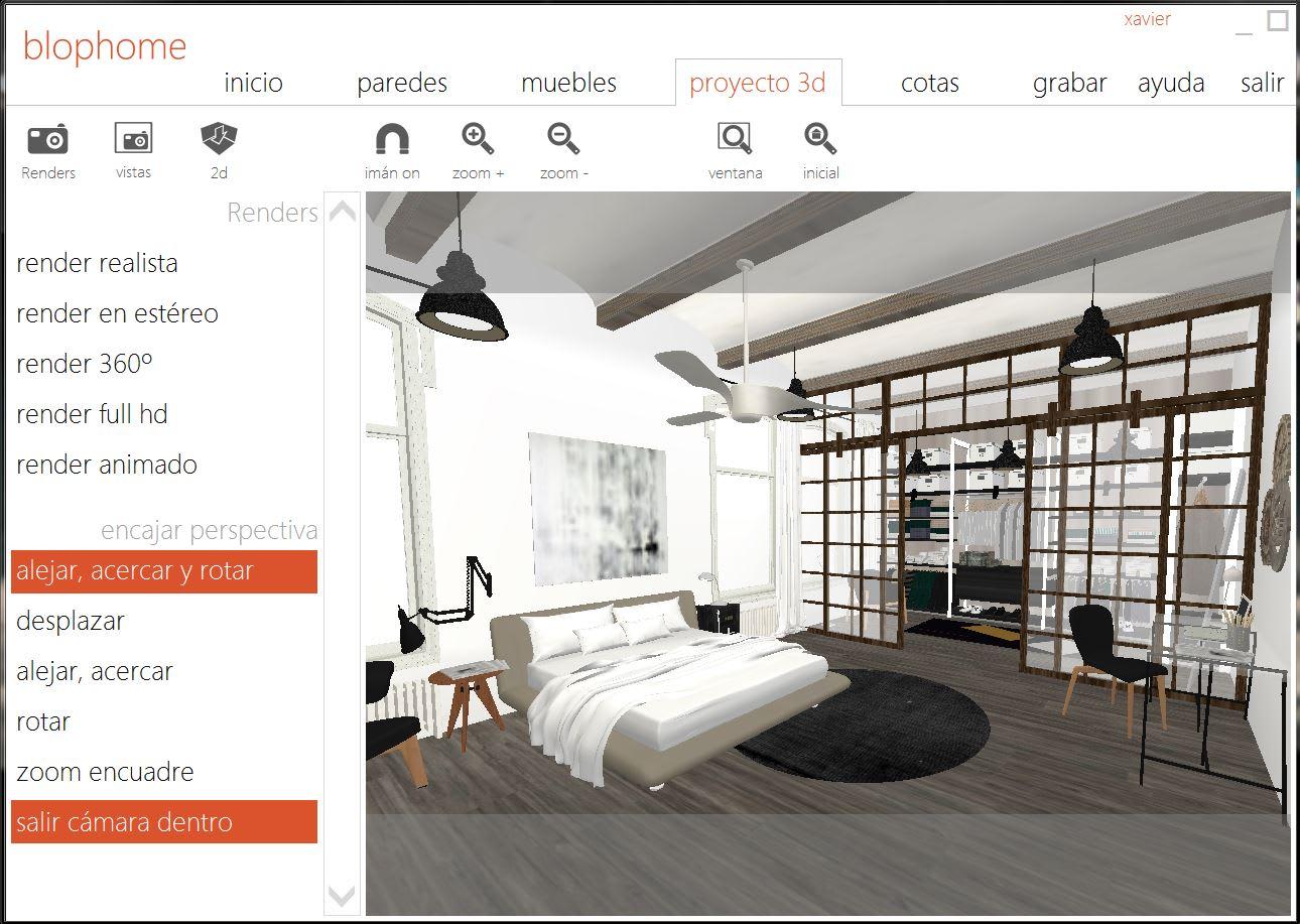 Blophome Descargar ~ Programa De Diseño De Interiores Gratis En Español