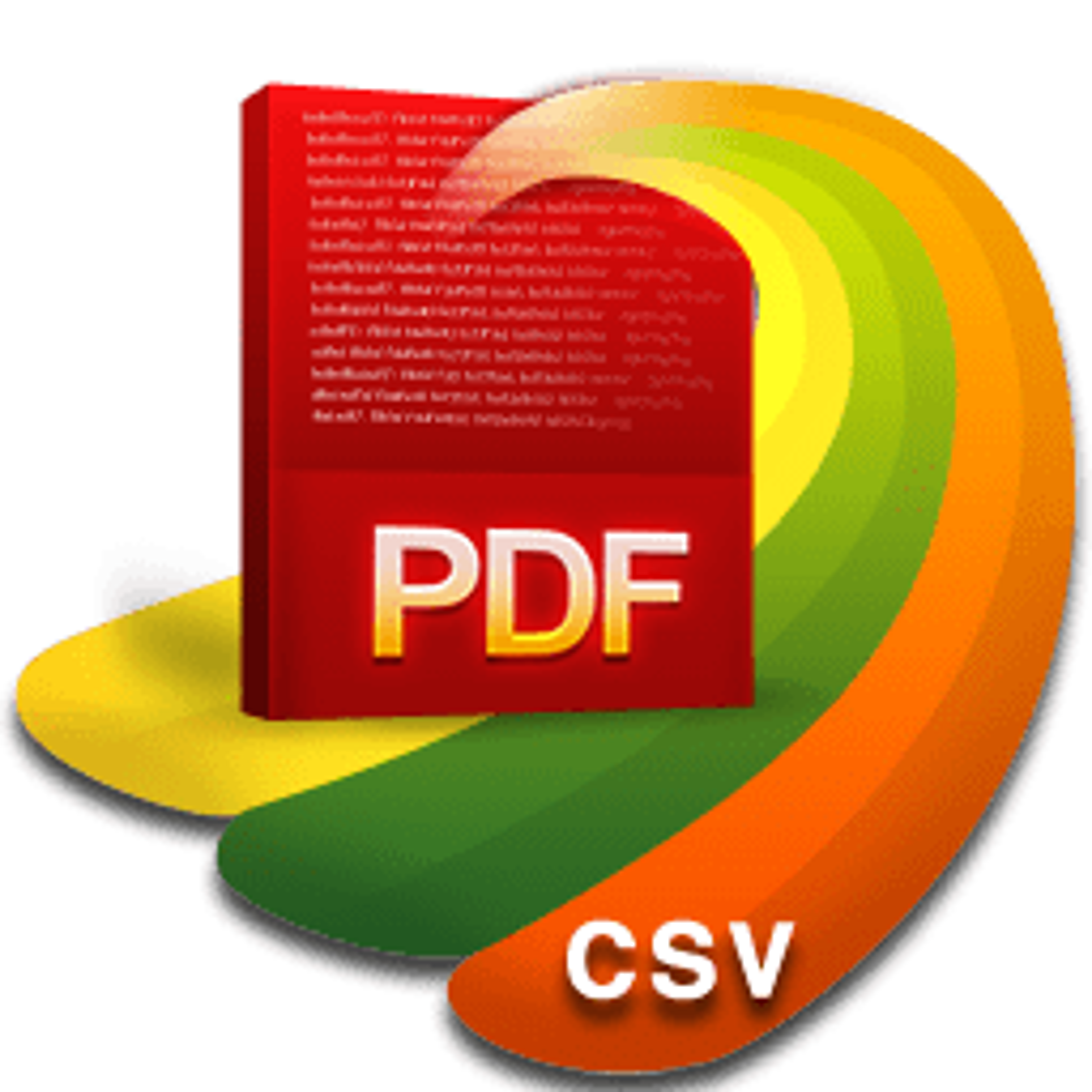 PDF to CSV 2.1.1