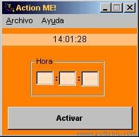Action ME!