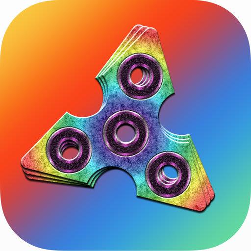 Fidget Spinner - Colorful & Best Designs Neon Glow