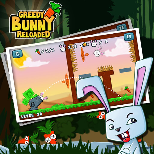 Greedy Bunny Reloaded 320x240