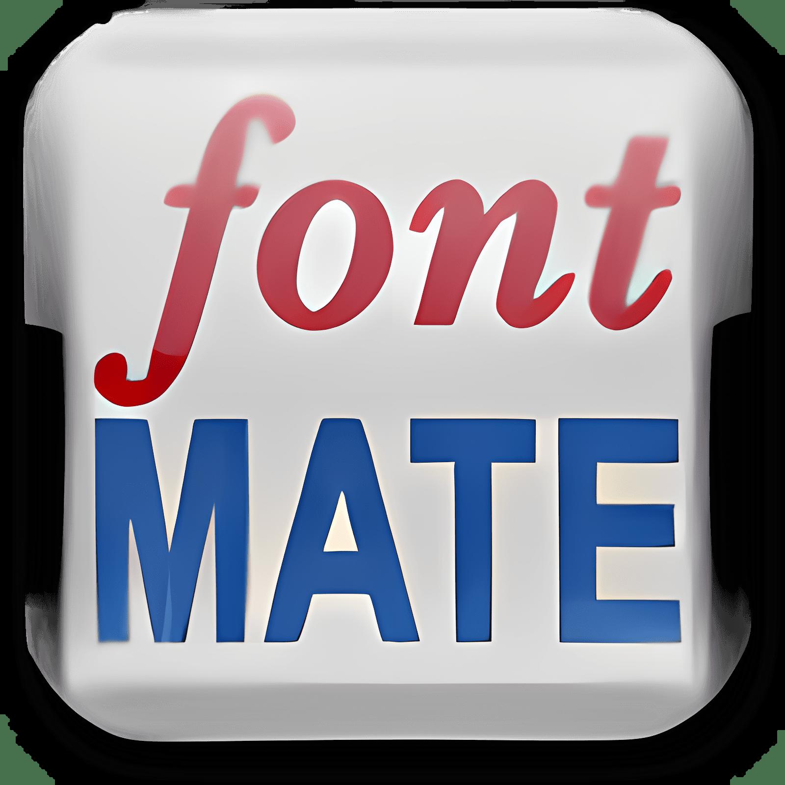Font Mate