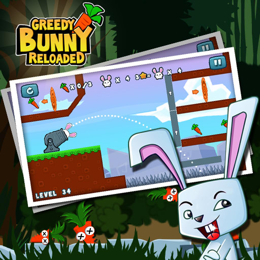 Greedy Bunny Reloaded 240x400