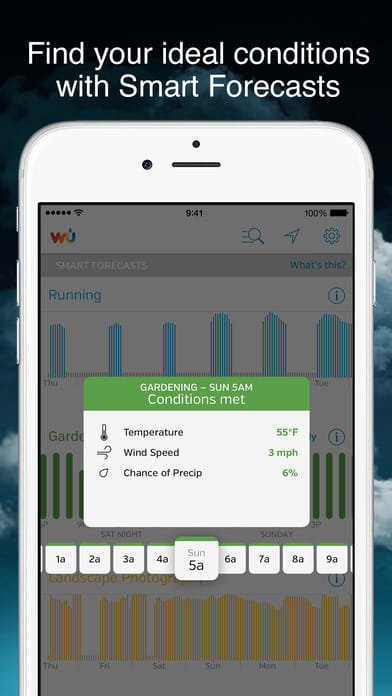 Weather Underground: Custom Forecast & Local Radar