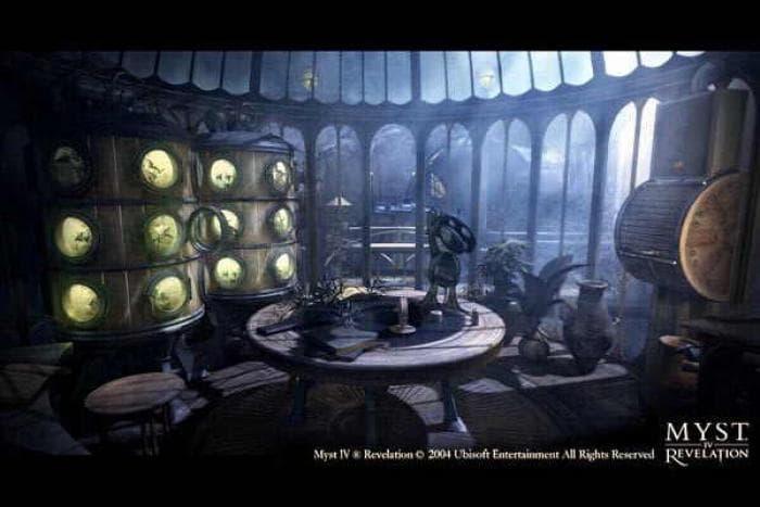 Myst IV:Revelation