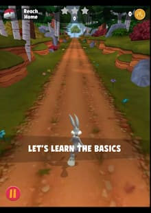 Super Looney Tunes Dash Game Adventure