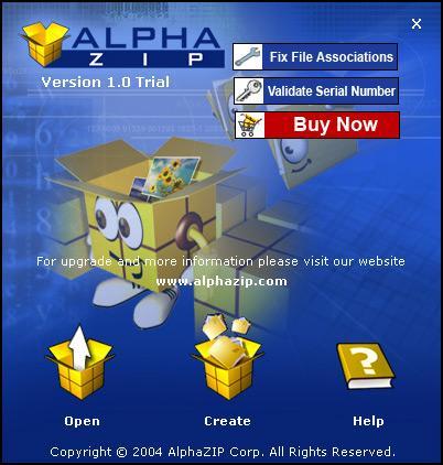 Alpha ZIP