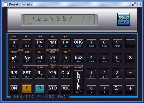Finanx - FX12C