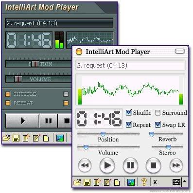 IntelliArt Mod Player