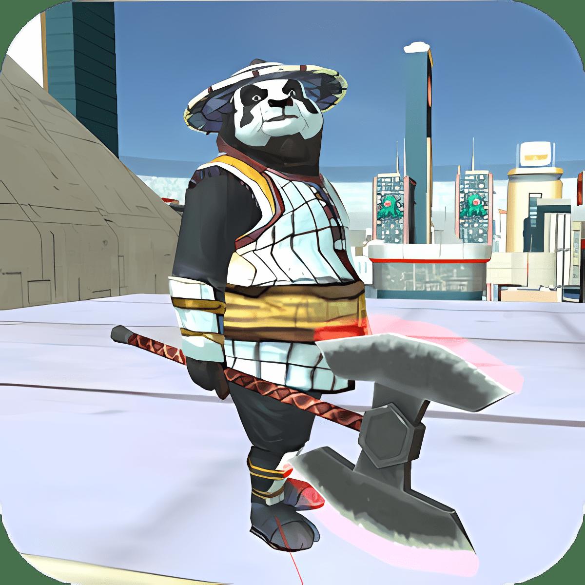 Panda Superhero 1.0