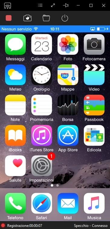 Apowersoft iPhone/iPad Registratore