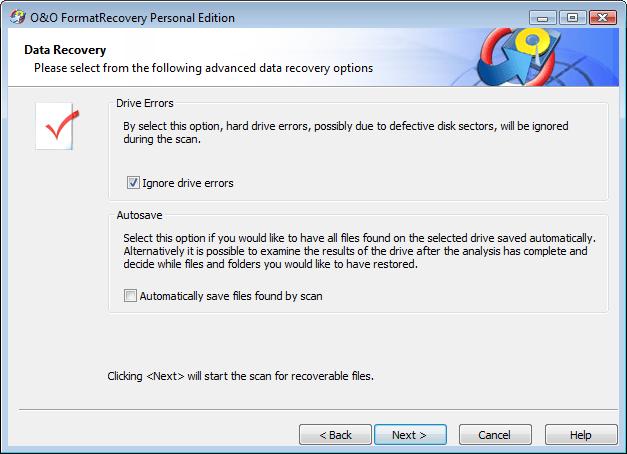 O&O FormatRecovery