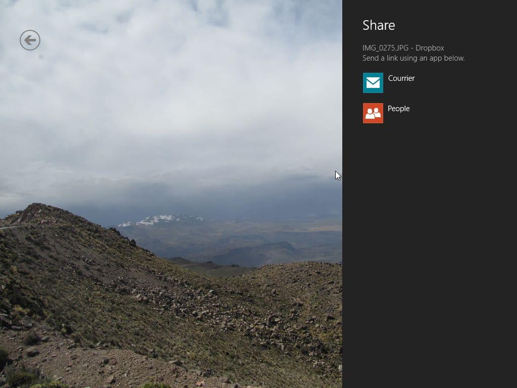 Dropbox pour Windows 10