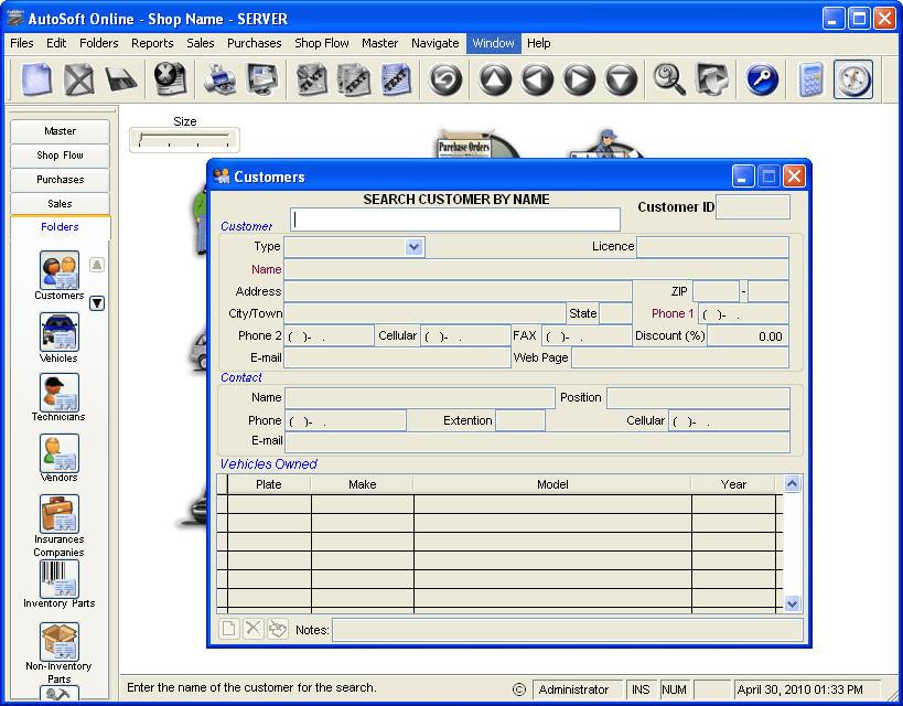 AutoSoft Online