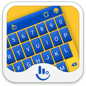 Golden State Warriors Keyboard