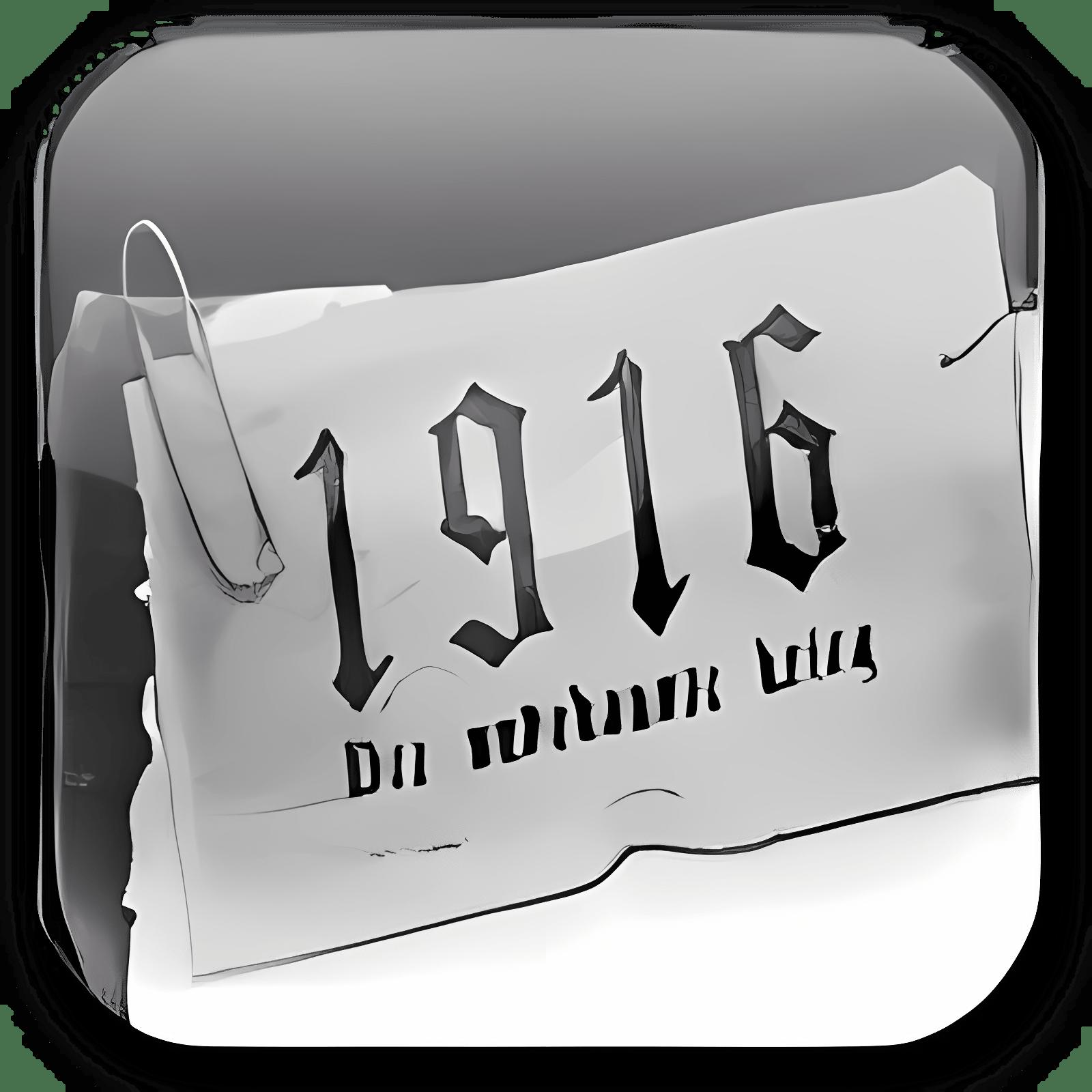 1916: Der Unbekannte Krieg