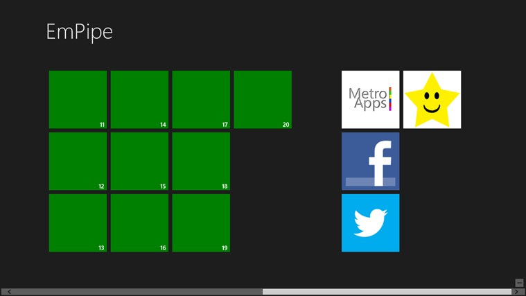 EmPipe for Windows 10