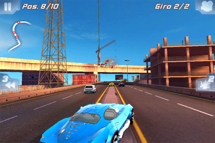 Fast and Furious 5: the official game HD