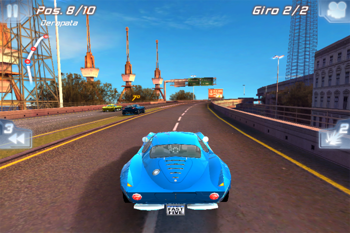 Fast and Furious 5 for Android