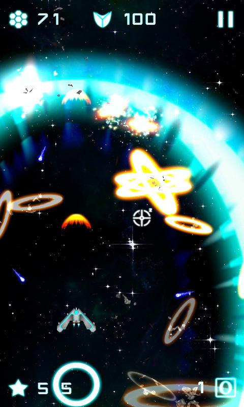 Invasores del espacio profundo