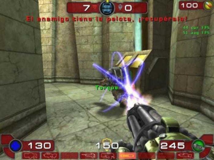 Unreal Tournament 2003 demo