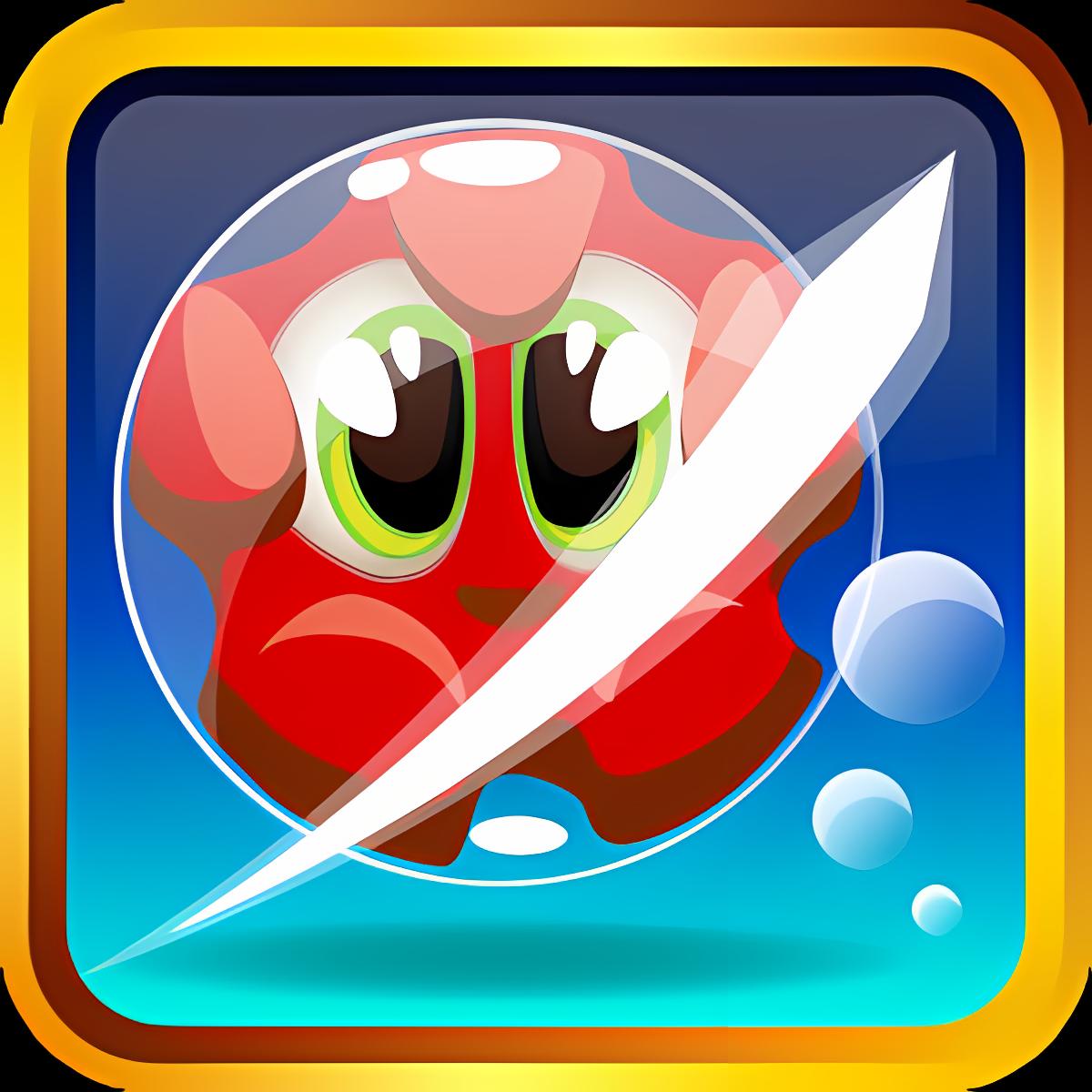 Bubble X Slice - Action